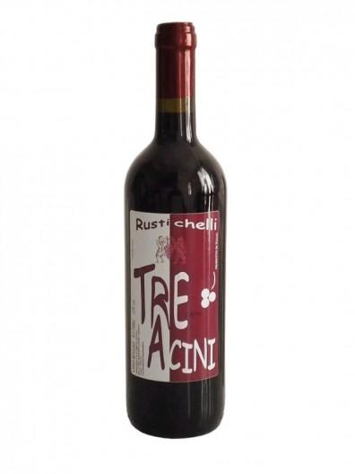 Vino rosso fermo